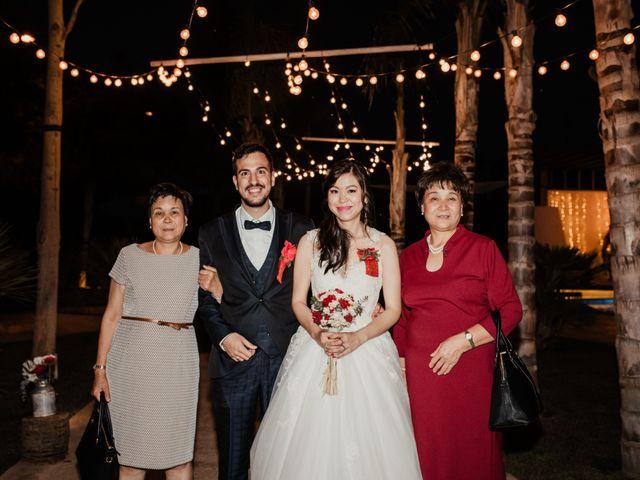 La boda de Sergio y Sonia en Sueca, Valencia 124
