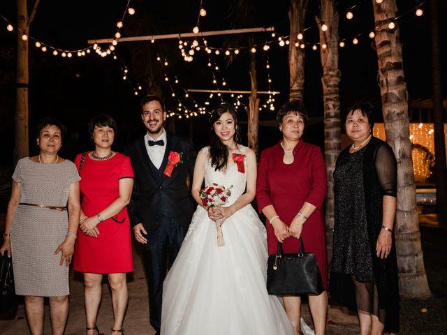 La boda de Sergio y Sonia en Sueca, Valencia 125