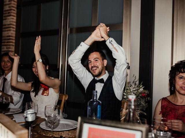 La boda de Sergio y Sonia en Sueca, Valencia 130
