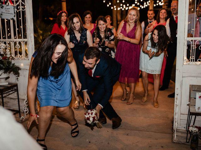 La boda de Sergio y Sonia en Sueca, Valencia 137