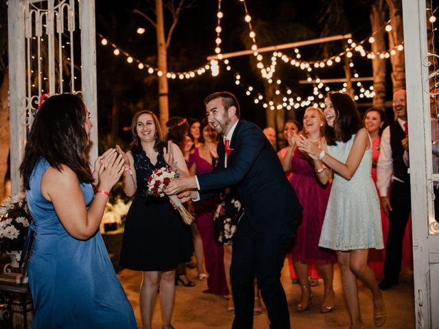 La boda de Sergio y Sonia en Sueca, Valencia 138