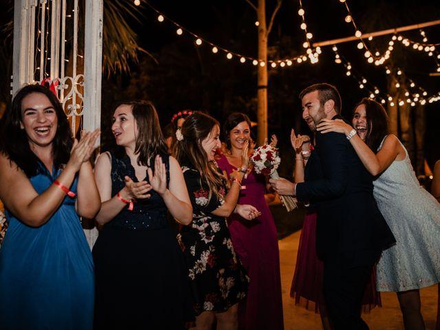 La boda de Sergio y Sonia en Sueca, Valencia 139