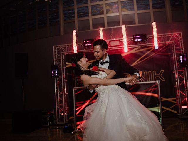 La boda de Sergio y Sonia en Sueca, Valencia 140
