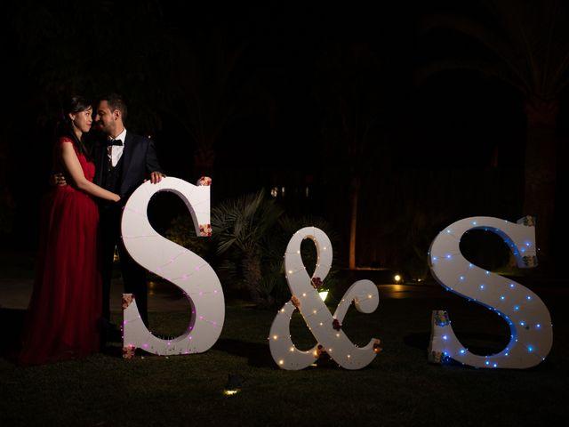 La boda de Sergio y Sonia en Sueca, Valencia 152