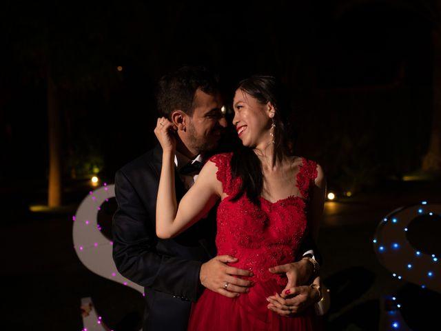 La boda de Sergio y Sonia en Sueca, Valencia 154
