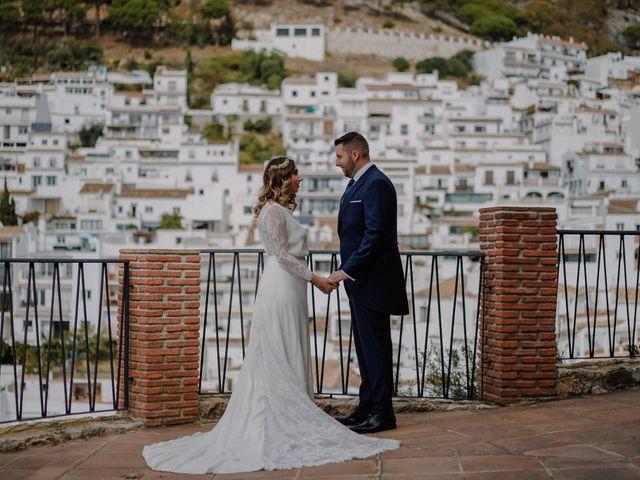 La boda de Abel y Laura en Málaga, Málaga 3