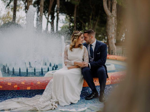 La boda de Abel y Laura en Málaga, Málaga 4