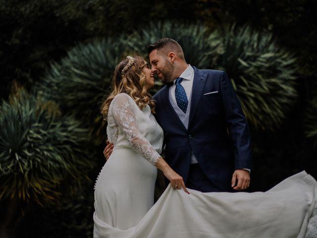 La boda de Abel y Laura en Málaga, Málaga 6