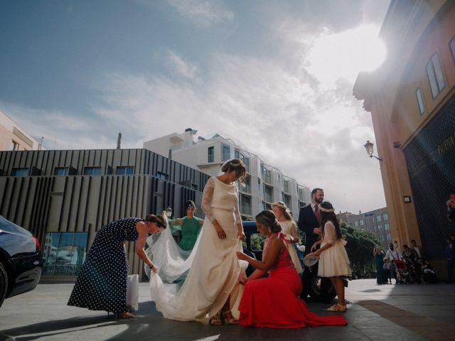 La boda de Abel y Laura en Málaga, Málaga 2