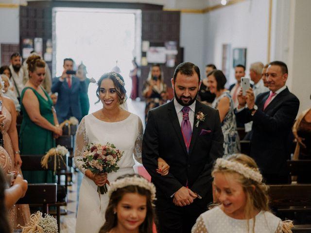 La boda de Abel y Laura en Málaga, Málaga 17