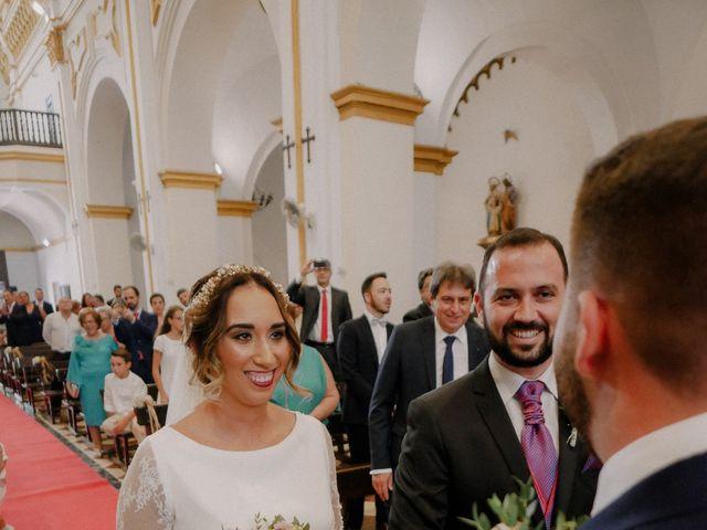 La boda de Abel y Laura en Málaga, Málaga 18