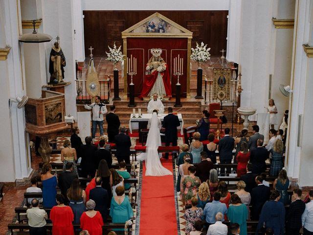 La boda de Abel y Laura en Málaga, Málaga 22