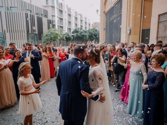 La boda de Abel y Laura en Málaga, Málaga 24