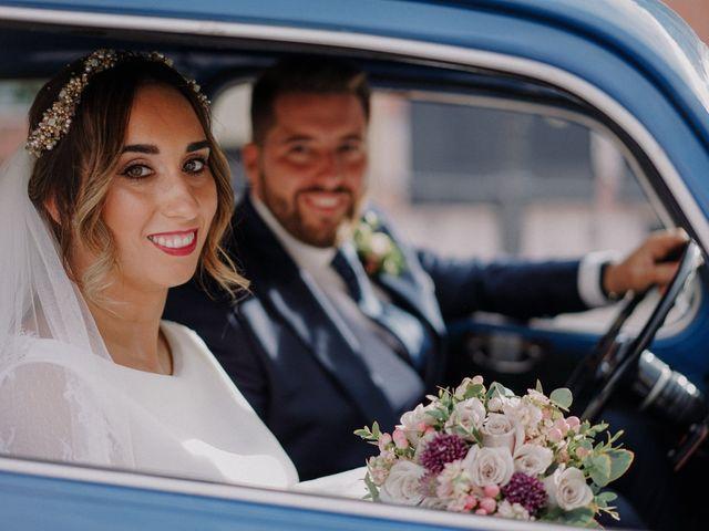 La boda de Abel y Laura en Málaga, Málaga 25
