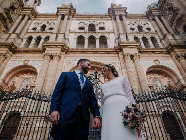 La boda de Abel y Laura en Málaga, Málaga 26