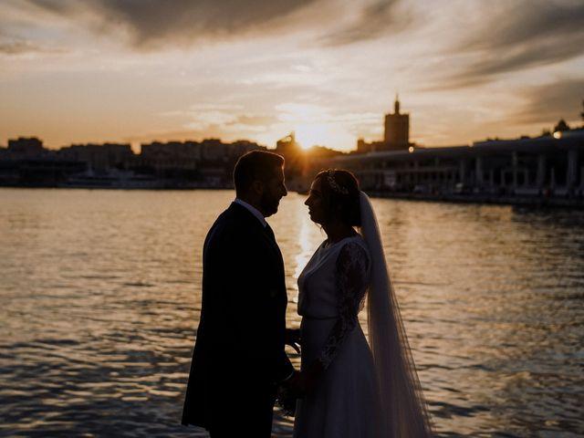 La boda de Abel y Laura en Málaga, Málaga 27