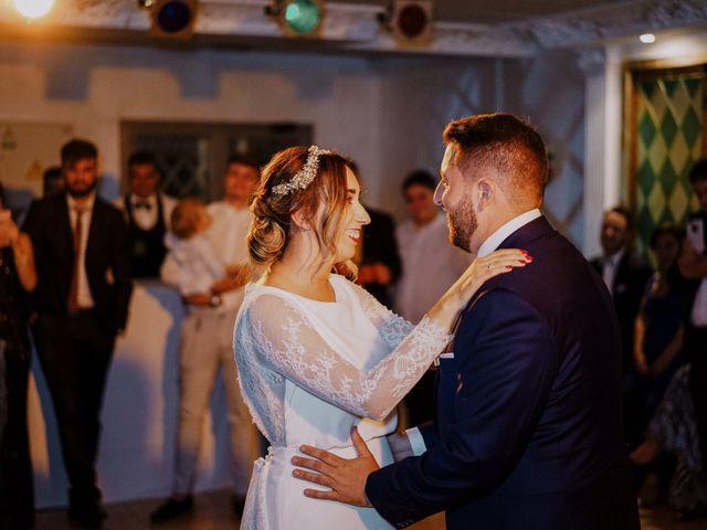 La boda de Abel y Laura en Málaga, Málaga 33