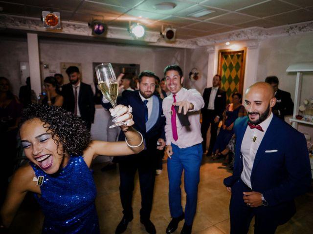 La boda de Abel y Laura en Málaga, Málaga 34