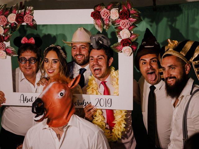 La boda de Abel y Laura en Málaga, Málaga 35