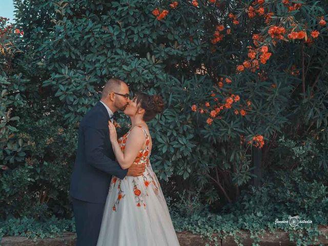 La boda de Alberto y Tamara