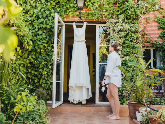 La boda de Jose y Raquel en Madrid, Madrid 10