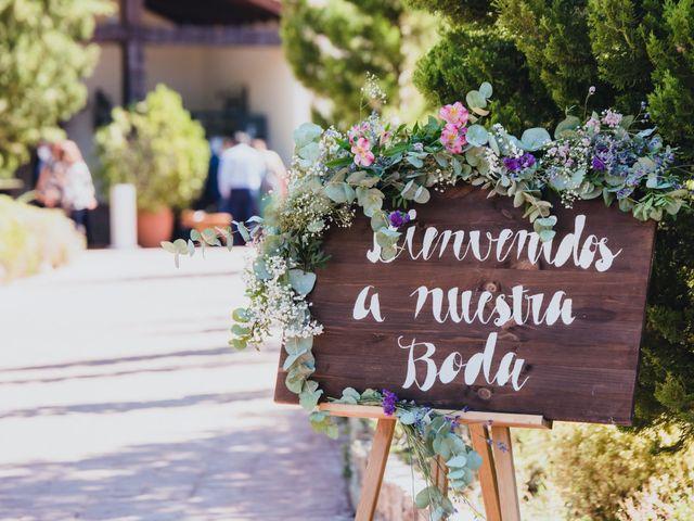 La boda de Jose y Raquel en Madrid, Madrid 16
