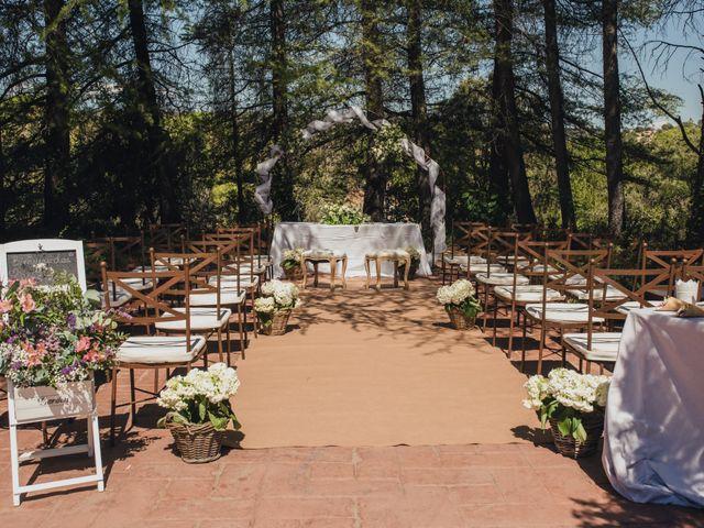La boda de Jose y Raquel en Madrid, Madrid 21
