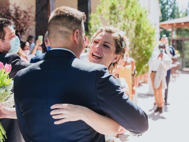 La boda de Jose y Raquel en Madrid, Madrid 27