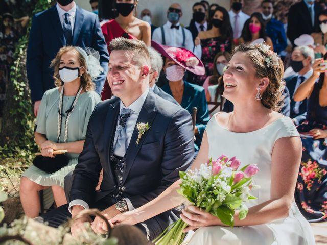 La boda de Jose y Raquel en Madrid, Madrid 28
