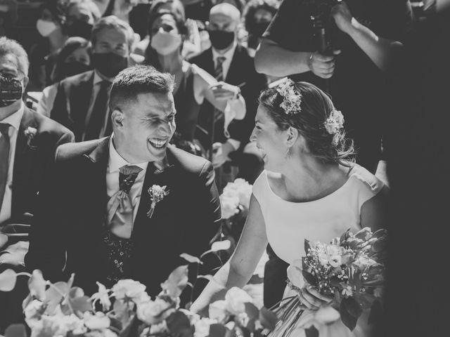 La boda de Jose y Raquel en Madrid, Madrid 30