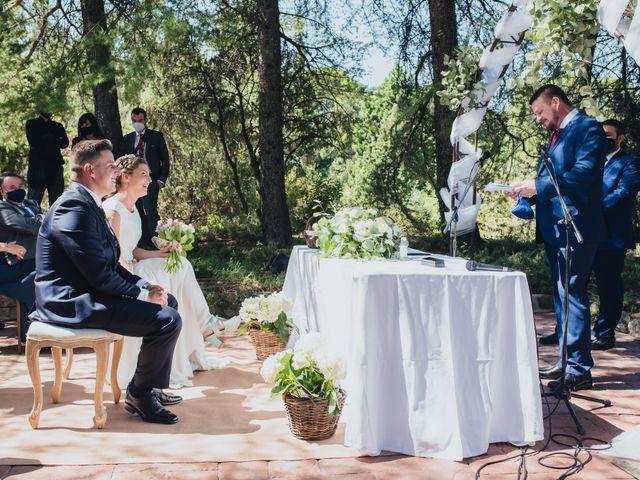 La boda de Jose y Raquel en Madrid, Madrid 31