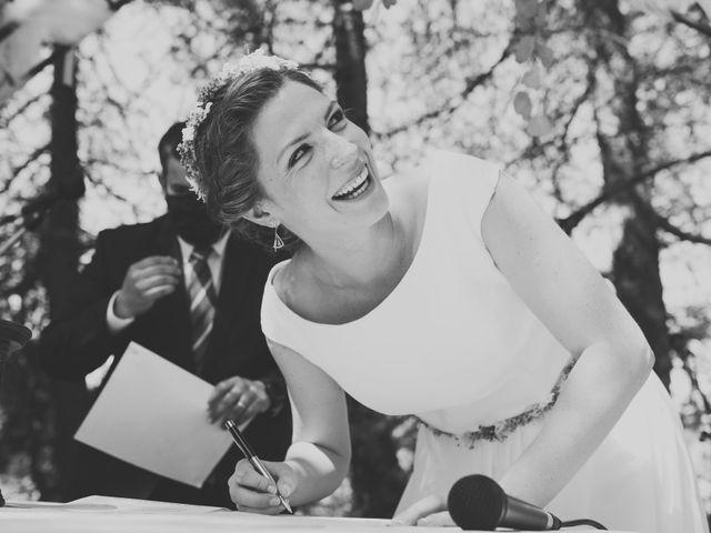 La boda de Jose y Raquel en Madrid, Madrid 35