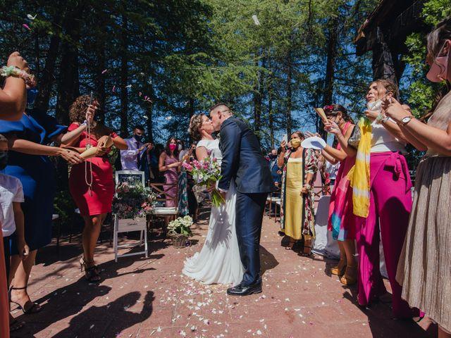 La boda de Jose y Raquel en Madrid, Madrid 37