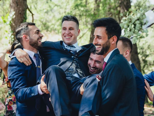 La boda de Jose y Raquel en Madrid, Madrid 51