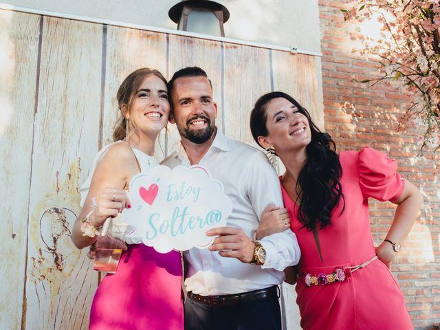 La boda de Jose y Raquel en Madrid, Madrid 67