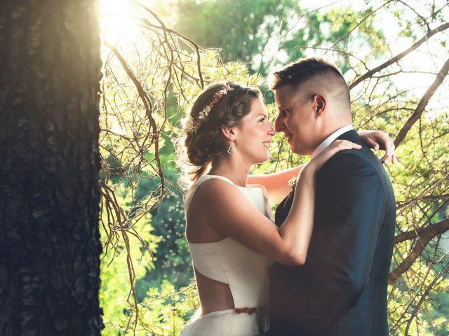 La boda de Jose y Raquel en Madrid, Madrid 71