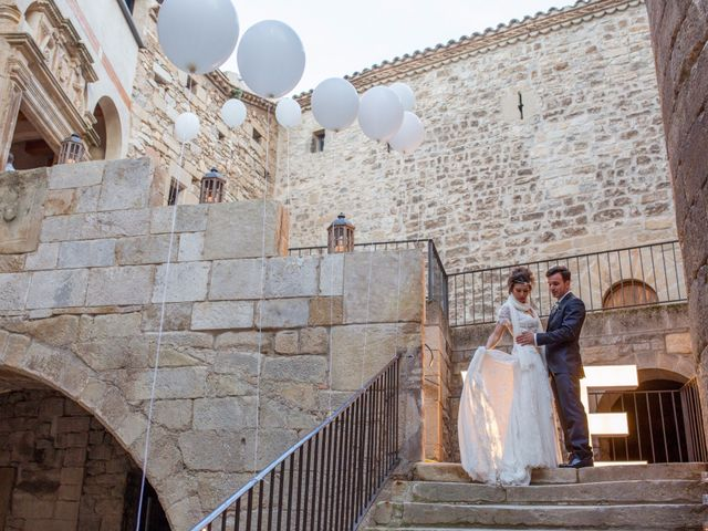 La boda de Victor y Ester en Verdu, Lleida 1