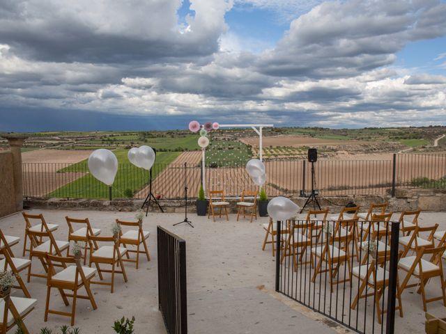 La boda de Victor y Ester en Verdu, Lleida 2