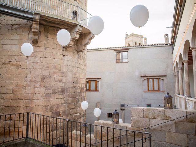 La boda de Victor y Ester en Verdu, Lleida 3