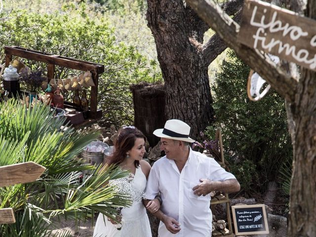 La boda de Laura y David en Alforja, Tarragona 12