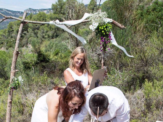 La boda de Laura y David en Alforja, Tarragona 13
