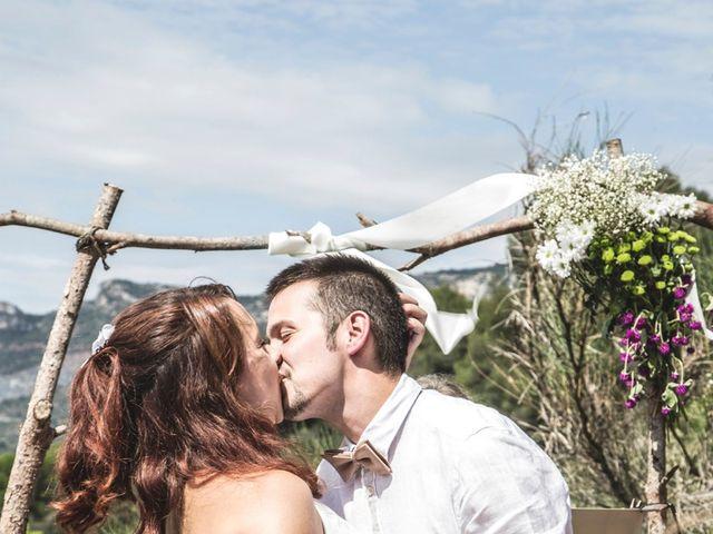 La boda de Laura y David en Alforja, Tarragona 14