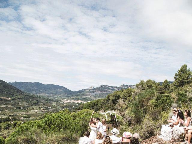 La boda de Laura y David en Alforja, Tarragona 15