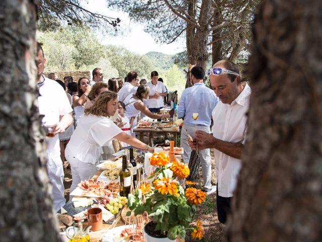 La boda de Laura y David en Alforja, Tarragona 18