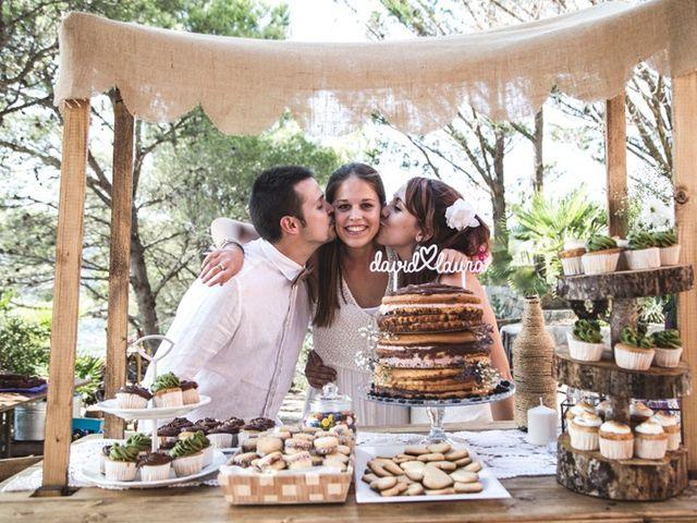 La boda de Laura y David en Alforja, Tarragona 19