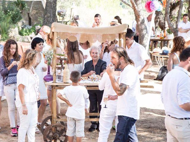 La boda de Laura y David en Alforja, Tarragona 20