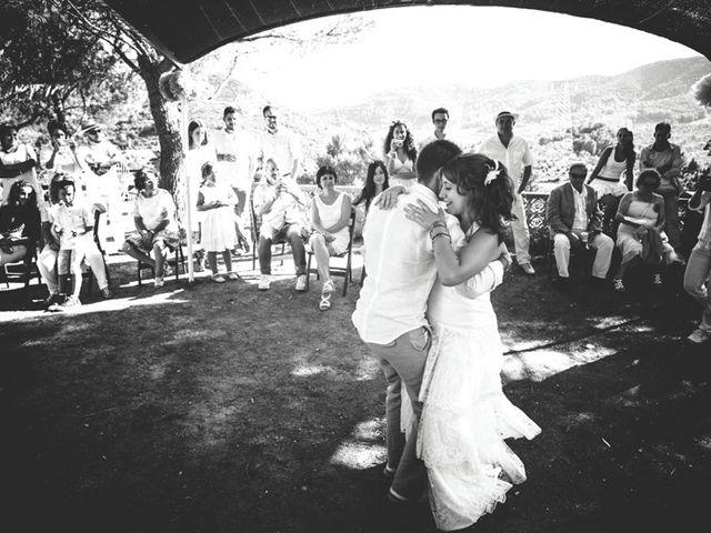 La boda de Laura y David en Alforja, Tarragona 21