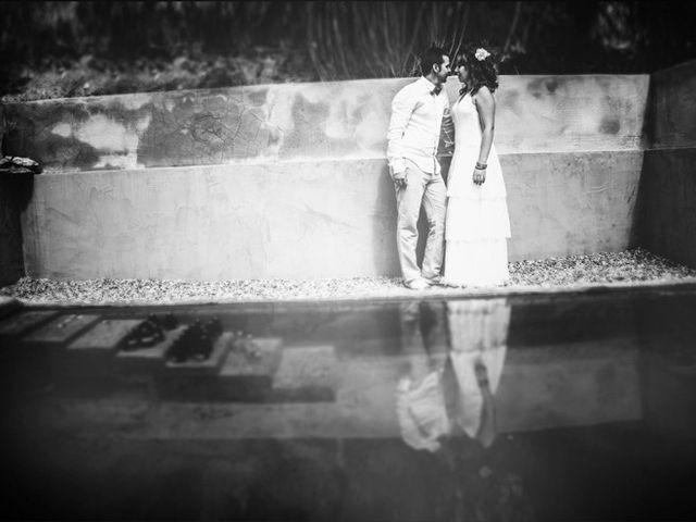 La boda de Laura y David en Alforja, Tarragona 22