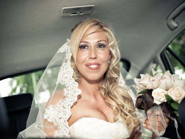 La boda de Fernando y Martina en Segovia, Segovia 20