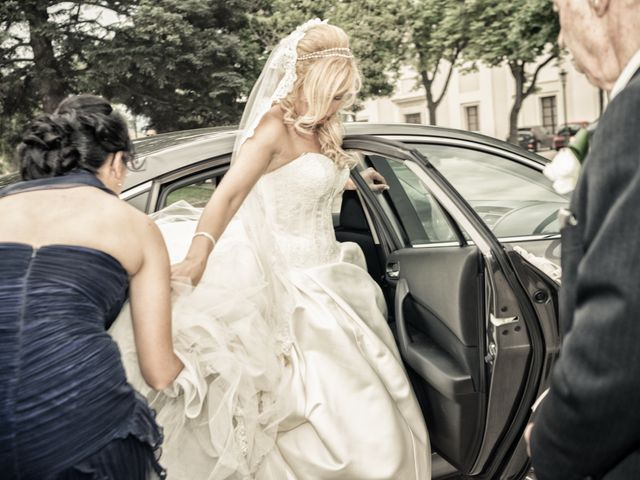 La boda de Fernando y Martina en Segovia, Segovia 21